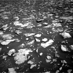 Nasa's Mars rover Curiosity acquired this image using its Right Navigation Camera on Sol 3025, at drive 354, site number 86