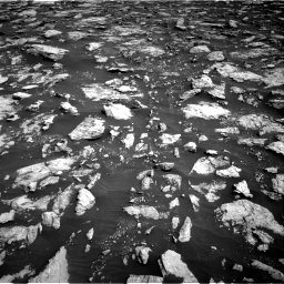 Nasa's Mars rover Curiosity acquired this image using its Right Navigation Camera on Sol 3025, at drive 372, site number 86