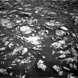 Nasa's Mars rover Curiosity acquired this image using its Right Navigation Camera on Sol 3025, at drive 396, site number 86