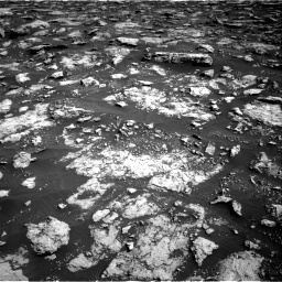 Nasa's Mars rover Curiosity acquired this image using its Right Navigation Camera on Sol 3025, at drive 426, site number 86