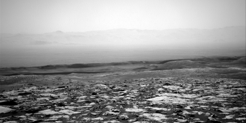 Nasa's Mars rover Curiosity acquired this image using its Right Navigation Camera on Sol 3026, at drive 480, site number 86