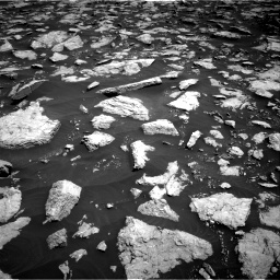 Nasa's Mars rover Curiosity acquired this image using its Right Navigation Camera on Sol 3026, at drive 486, site number 86