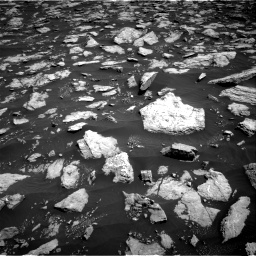 Nasa's Mars rover Curiosity acquired this image using its Right Navigation Camera on Sol 3026, at drive 498, site number 86