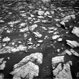 Nasa's Mars rover Curiosity acquired this image using its Right Navigation Camera on Sol 3026, at drive 522, site number 86