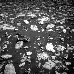 Nasa's Mars rover Curiosity acquired this image using its Right Navigation Camera on Sol 3026, at drive 564, site number 86