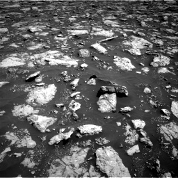 Nasa's Mars rover Curiosity acquired this image using its Right Navigation Camera on Sol 3026, at drive 570, site number 86