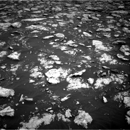 Nasa's Mars rover Curiosity acquired this image using its Right Navigation Camera on Sol 3027, at drive 660, site number 86