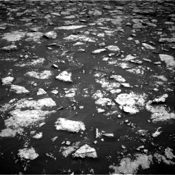 Nasa's Mars rover Curiosity acquired this image using its Right Navigation Camera on Sol 3027, at drive 666, site number 86