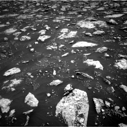 Nasa's Mars rover Curiosity acquired this image using its Right Navigation Camera on Sol 3027, at drive 690, site number 86