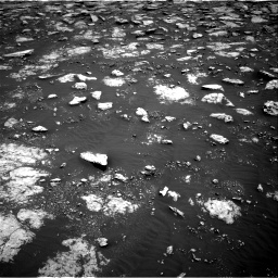 Nasa's Mars rover Curiosity acquired this image using its Right Navigation Camera on Sol 3027, at drive 744, site number 86