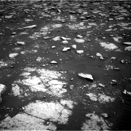 Nasa's Mars rover Curiosity acquired this image using its Right Navigation Camera on Sol 3027, at drive 750, site number 86