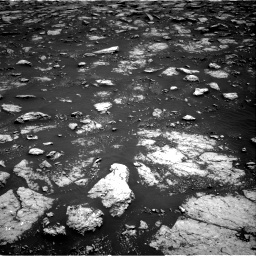 Nasa's Mars rover Curiosity acquired this image using its Right Navigation Camera on Sol 3027, at drive 756, site number 86