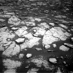 Nasa's Mars rover Curiosity acquired this image using its Right Navigation Camera on Sol 3027, at drive 792, site number 86
