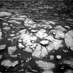 Nasa's Mars rover Curiosity acquired this image using its Right Navigation Camera on Sol 3027, at drive 798, site number 86