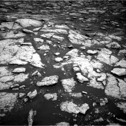 Nasa's Mars rover Curiosity acquired this image using its Right Navigation Camera on Sol 3027, at drive 804, site number 86