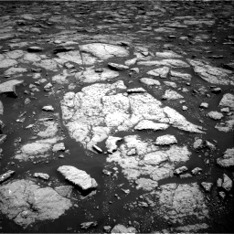 Nasa's Mars rover Curiosity acquired this image using its Right Navigation Camera on Sol 3027, at drive 816, site number 86