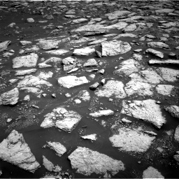 Nasa's Mars rover Curiosity acquired this image using its Right Navigation Camera on Sol 3027, at drive 894, site number 86