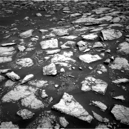 Nasa's Mars rover Curiosity acquired this image using its Right Navigation Camera on Sol 3027, at drive 900, site number 86