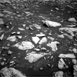 Nasa's Mars rover Curiosity acquired this image using its Right Navigation Camera on Sol 3027, at drive 924, site number 86