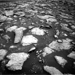 Nasa's Mars rover Curiosity acquired this image using its Right Navigation Camera on Sol 3027, at drive 954, site number 86