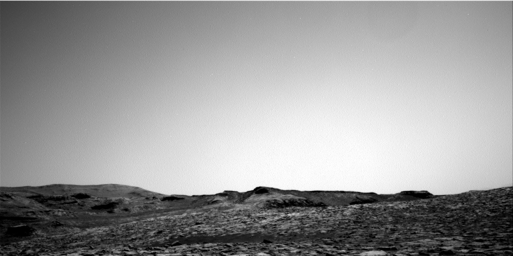 Nasa's Mars rover Curiosity acquired this image using its Right Navigation Camera on Sol 3027, at drive 978, site number 86