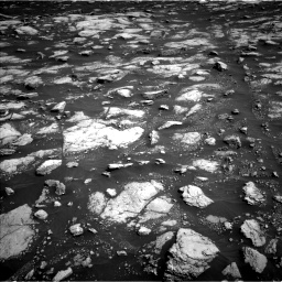 Nasa's Mars rover Curiosity acquired this image using its Left Navigation Camera on Sol 3028, at drive 1074, site number 86