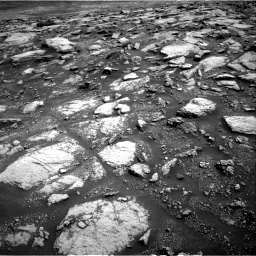 Nasa's Mars rover Curiosity acquired this image using its Right Navigation Camera on Sol 3028, at drive 996, site number 86