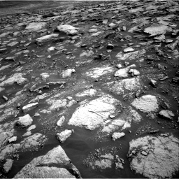 Nasa's Mars rover Curiosity acquired this image using its Right Navigation Camera on Sol 3028, at drive 1002, site number 86
