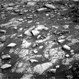 Nasa's Mars rover Curiosity acquired this image using its Right Navigation Camera on Sol 3028, at drive 1014, site number 86