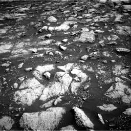 Nasa's Mars rover Curiosity acquired this image using its Right Navigation Camera on Sol 3028, at drive 1050, site number 86