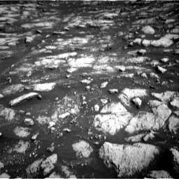 Nasa's Mars rover Curiosity acquired this image using its Right Navigation Camera on Sol 3028, at drive 1056, site number 86