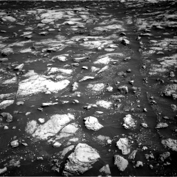 Nasa's Mars rover Curiosity acquired this image using its Right Navigation Camera on Sol 3028, at drive 1074, site number 86