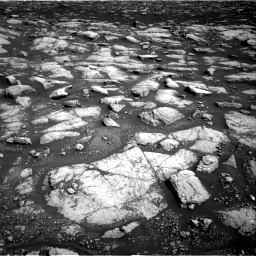 Nasa's Mars rover Curiosity acquired this image using its Right Navigation Camera on Sol 3028, at drive 1116, site number 86