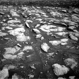 Nasa's Mars rover Curiosity acquired this image using its Right Navigation Camera on Sol 3028, at drive 1140, site number 86