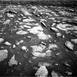 Nasa's Mars rover Curiosity acquired this image using its Right Navigation Camera on Sol 3028, at drive 1146, site number 86