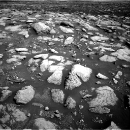 Nasa's Mars rover Curiosity acquired this image using its Right Navigation Camera on Sol 3028, at drive 1158, site number 86