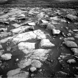 Nasa's Mars rover Curiosity acquired this image using its Right Navigation Camera on Sol 3028, at drive 1176, site number 86