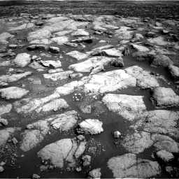 Nasa's Mars rover Curiosity acquired this image using its Right Navigation Camera on Sol 3028, at drive 1188, site number 86