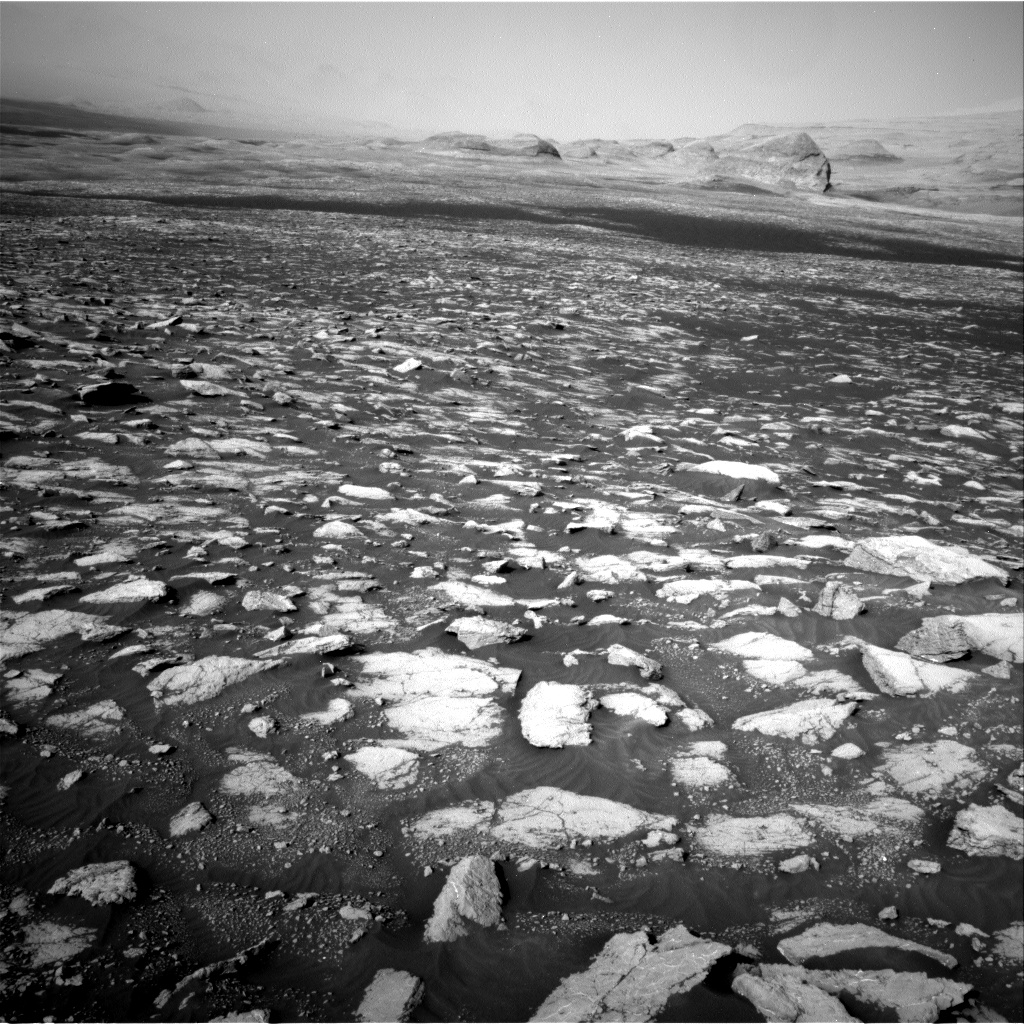 Nasa's Mars rover Curiosity acquired this image using its Right Navigation Camera on Sol 3028, at drive 1218, site number 86