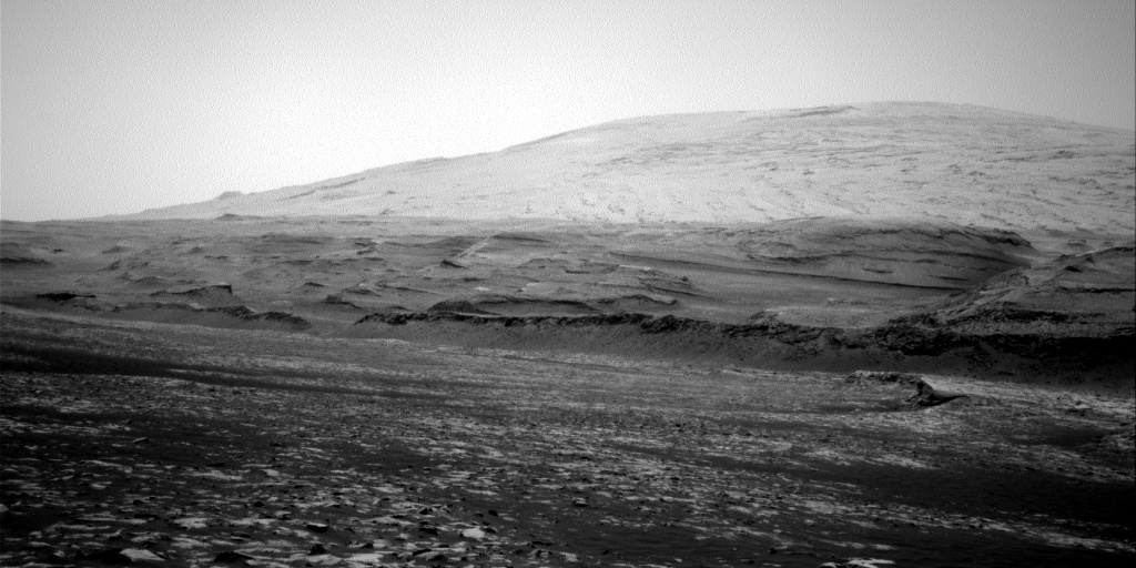Nasa's Mars rover Curiosity acquired this image using its Right Navigation Camera on Sol 3029, at drive 1218, site number 86