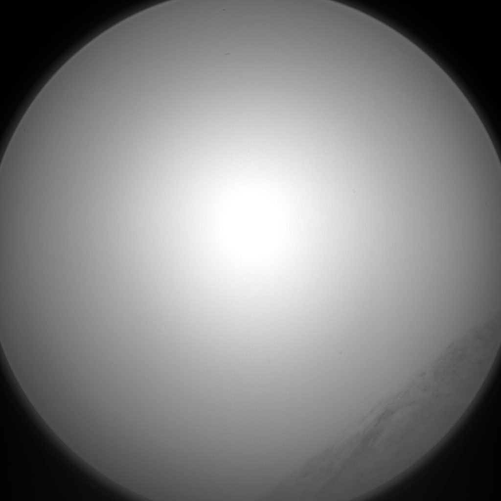 Nasa's Mars rover Curiosity acquired this image using its Chemistry & Camera (ChemCam) on Sol 3030, at drive 1218, site number 86