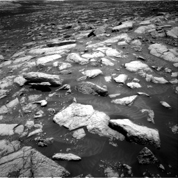 Nasa's Mars rover Curiosity acquired this image using its Right Navigation Camera on Sol 3032, at drive 1230, site number 86