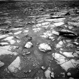 Nasa's Mars rover Curiosity acquired this image using its Right Navigation Camera on Sol 3032, at drive 1242, site number 86