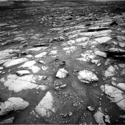 Nasa's Mars rover Curiosity acquired this image using its Right Navigation Camera on Sol 3032, at drive 1248, site number 86