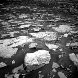 Nasa's Mars rover Curiosity acquired this image using its Right Navigation Camera on Sol 3032, at drive 1272, site number 86