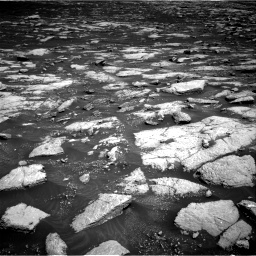 Nasa's Mars rover Curiosity acquired this image using its Right Navigation Camera on Sol 3032, at drive 1284, site number 86