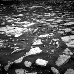 Nasa's Mars rover Curiosity acquired this image using its Right Navigation Camera on Sol 3032, at drive 1290, site number 86