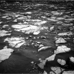 Nasa's Mars rover Curiosity acquired this image using its Right Navigation Camera on Sol 3032, at drive 1296, site number 86