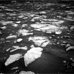 Nasa's Mars rover Curiosity acquired this image using its Right Navigation Camera on Sol 3032, at drive 1302, site number 86