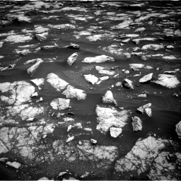 Nasa's Mars rover Curiosity acquired this image using its Right Navigation Camera on Sol 3032, at drive 1338, site number 86